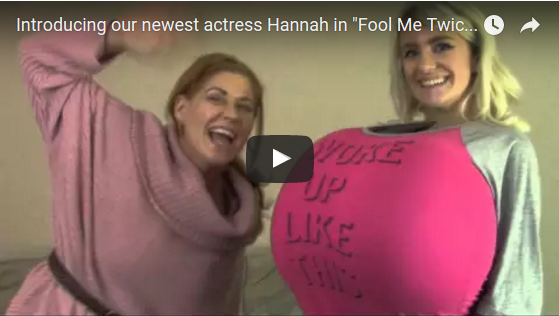 Introducing Hannah in Fool Me Twice